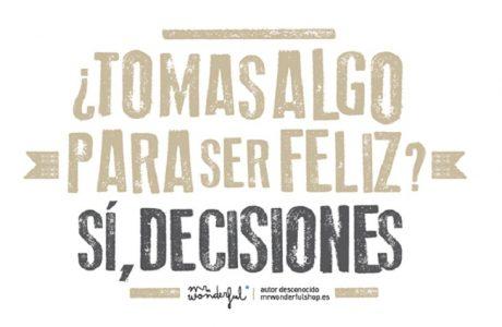 Simplemente decisiones