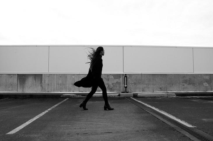 Caminar y flluir a la vida